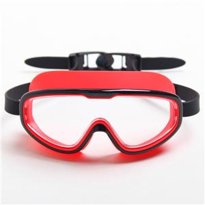 Hot fashional anti uv Junior children vacation swimming goggles CF-9000