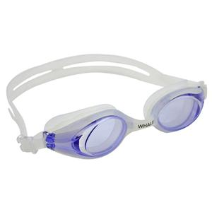 Full REVO lens anti-glare anti-slip silicone swimming pool goggles CF-5100