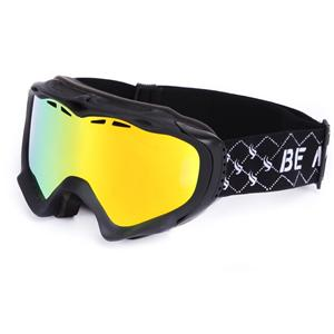 Hot sale prevent fogging adult fashionable Full View Logo Custom Ski Goggles SNOW-1800