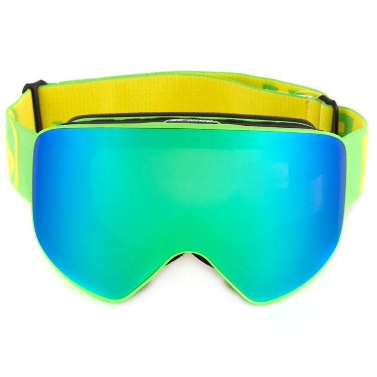 UV protection anti-fog custom ski goggles snowboard glasses SNOW-5100