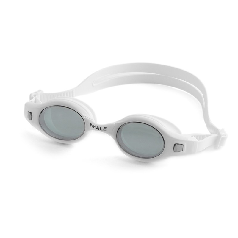 WHALE Mini custom logo swim goggles CF-11000