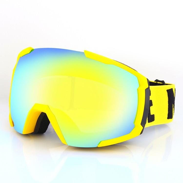 Spherical toric revo lens OEM ODM racing ski goggles SNOW-5800