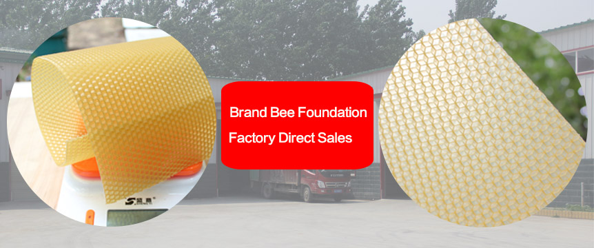 Beeswax Foundation Sheet