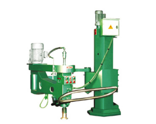 Cylinder Style Polishing Machine