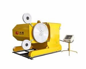 Diamond Wire Saw Cutting Machine