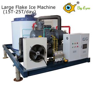 Industrial flake Ice maker 10Ton/Day
