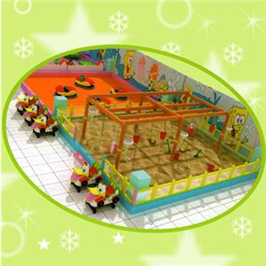 Indoor naughty castle indoor playground equipment for shopping mall