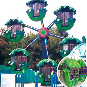 Amusement park equipment funfair Ferris wheel for sale