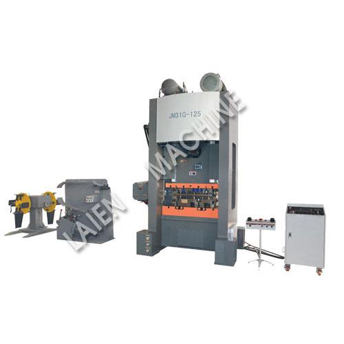 Gantry Type High Work Efficiency Perforated Metal Machine