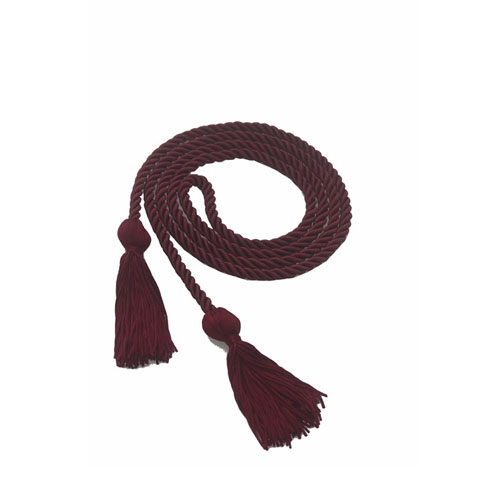 Graduation Honor Cords Maroon