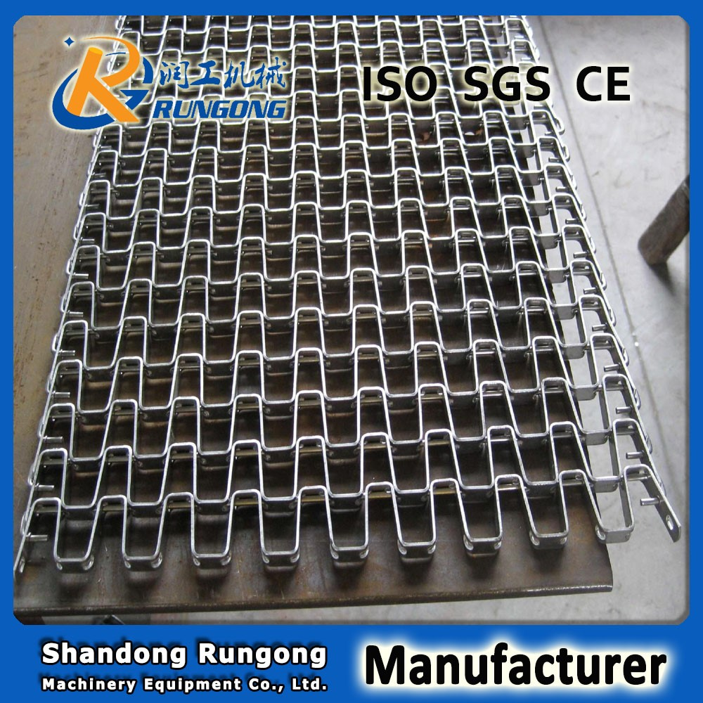 Honeycomb Conveyor Belt