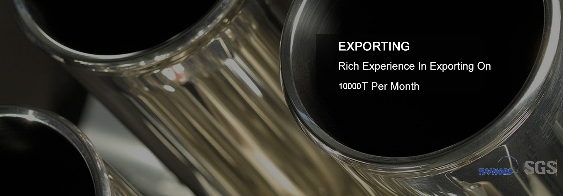 Rich Experience In Exporting On 10000T Per Month