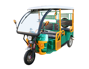 Passenger Electric 3 Wheels Tuk Tuk