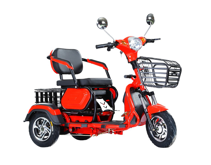 3 Wheels Electric Mobility Scooter