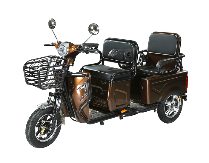 Two Seat Electric Scooter