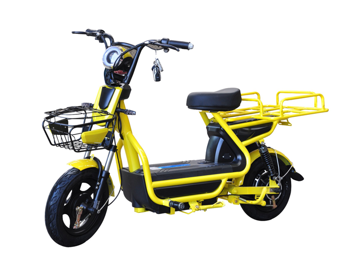 Food Deliver 2 wheels motorcycle scooter/bicycle