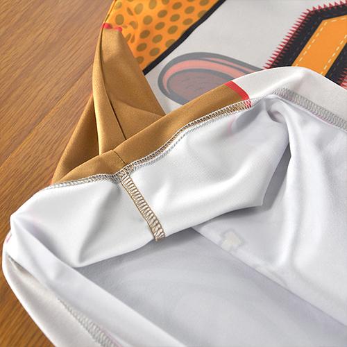 100% polyester baseball jersey