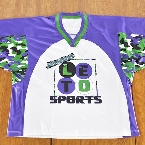 heat transfer lacrosse jersey