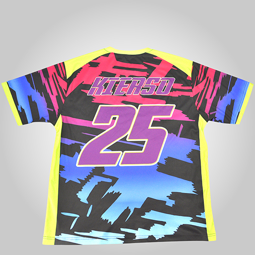 sublimation camo t-shirts
