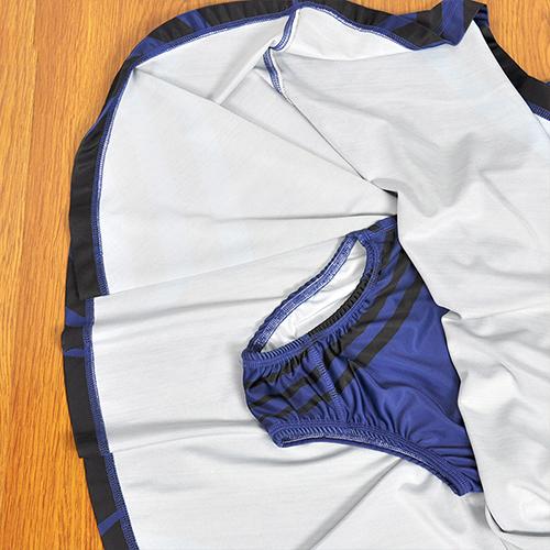 funky netball dress