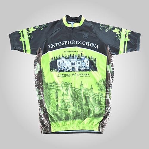cycling jersey fabric
