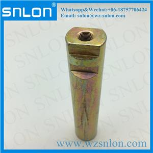 High Strength Back Shaft High Quality Wheel Fixed Axis for Auto Parts