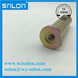 Back Shaft Wheel Fixed Axis for Auto Parts