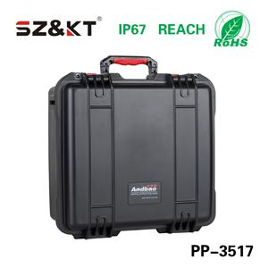 Plastic Hard Carrying Case