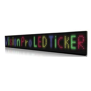 Scrolling LED Ticker Dispaly