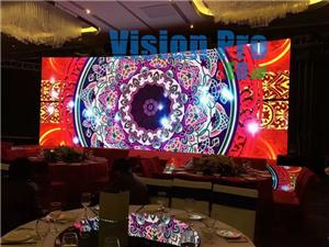 25 sqm PH3.91 500mm*500mm Die casting cabinet LED Display