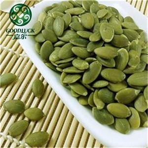 Pumpkin seeds without shell