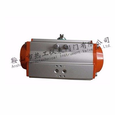 At Type Pneumatic Actuator
