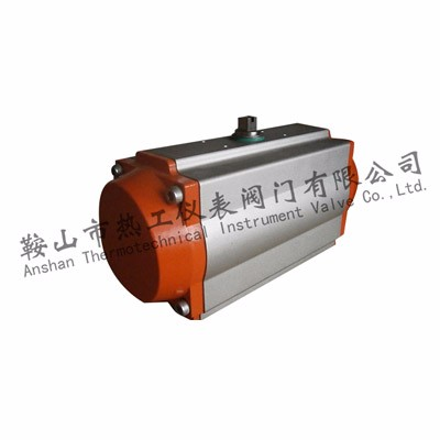 Gt Type Pneumatic Actuator