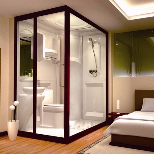 FRP Bathroom Pods