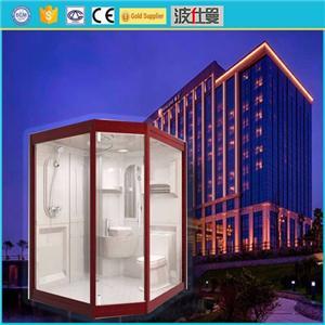 Hotel Modular Bathroom