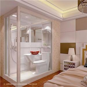 Student House Modular Bathroom