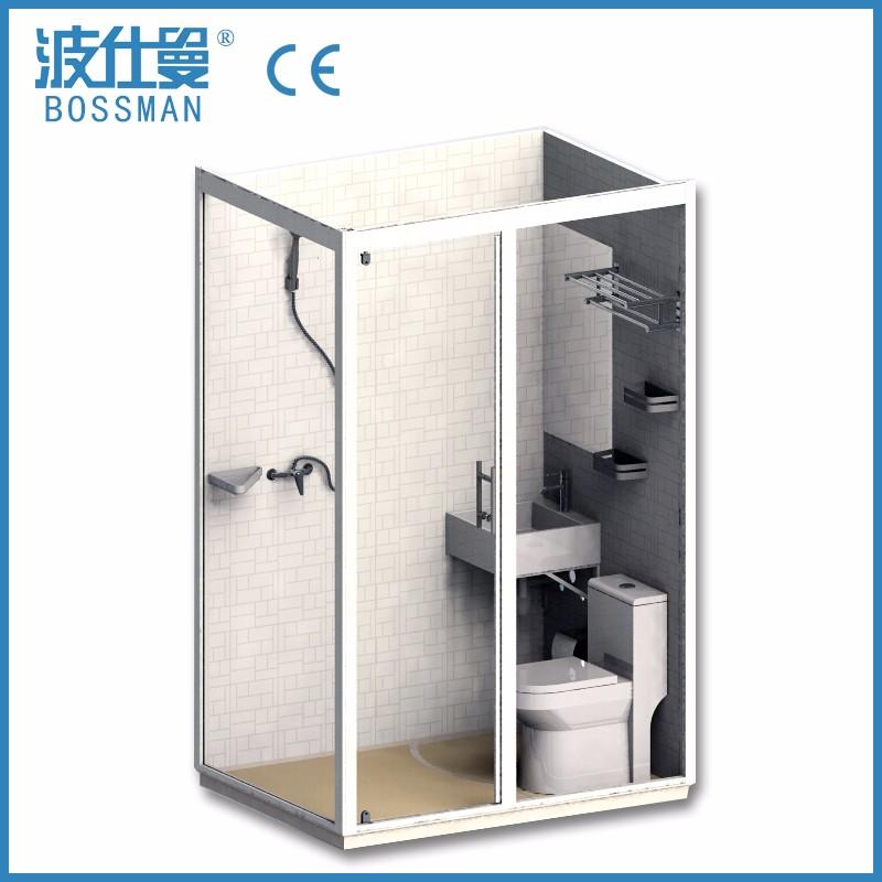 SMC Bathroom Pods