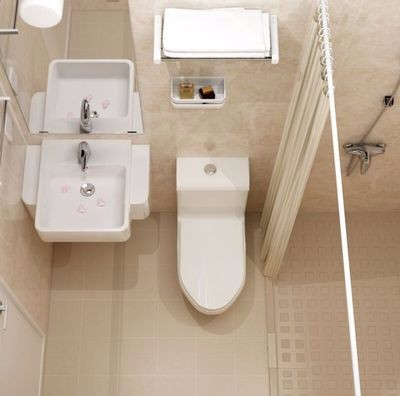 Trailer Modular Bathroom