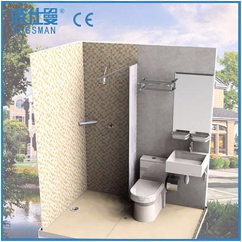 Tent House Prefabricated Bathroom