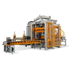 Hollow Block Moulding Machine