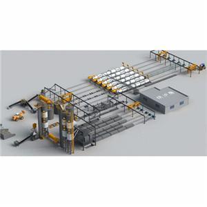 Fly Ash Aac Block Machine Line