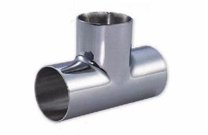 Titanium Tee Joint