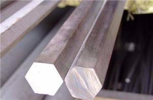 Titanium Hexagon Bar