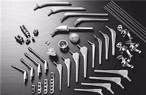 Medical Titanium Parts Processing