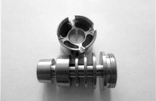 inject Royal Domeless Titanium male Nail