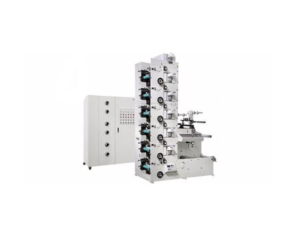 Aluminium Foil Printing Machine