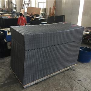 OEM pvc fill for cross flow cooling tower with china suppliers
