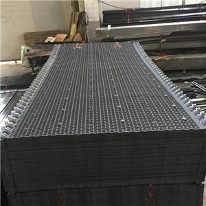 Manufacturers supply cooling tower fill pack material for cooling tower