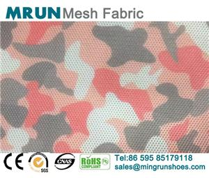 3D Printing Elastic Air Mesh