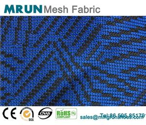 Retro Flyknit Mesh Fabric